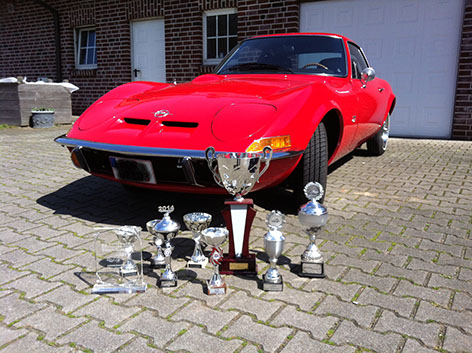 marco und andre siemkes rot opel gt 1900. Black Bedroom Furniture Sets. Home Design Ideas